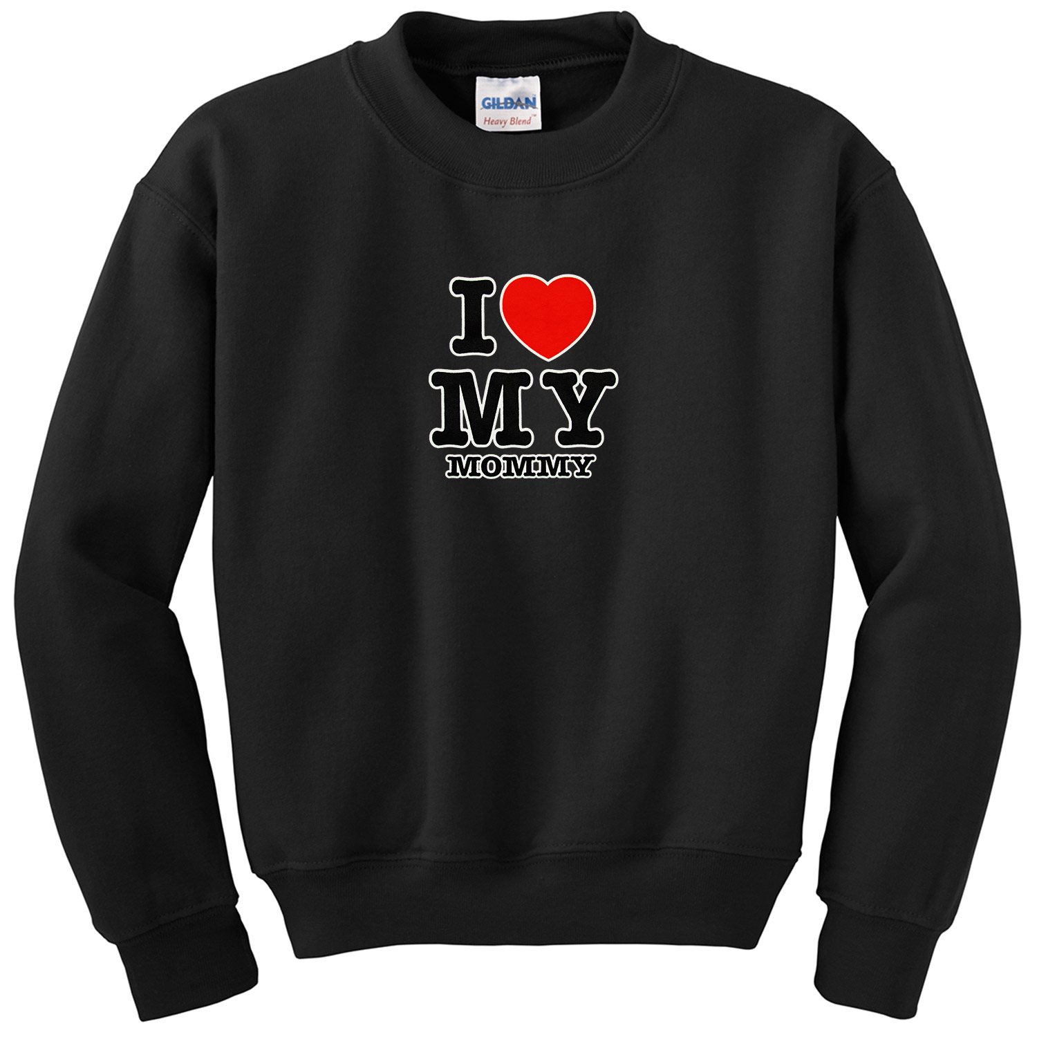 I Heart My Mothers Kid/'s T-shirt I Love My Mommy Tee for Youth 1029C